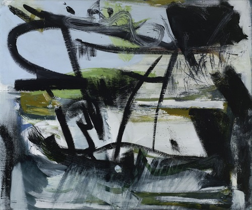 Peter Lanyon: 'Cross Country', 1960. 1024 x 852. Oil on canvas