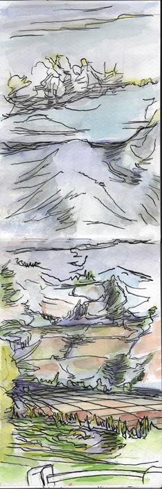 Montalfoglio Sketchbook 1
