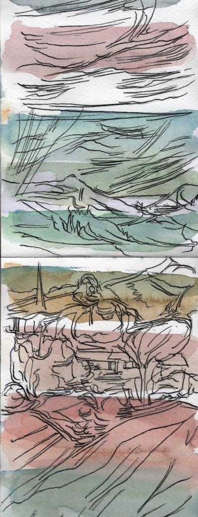Montalfoglio Sketchbook 3